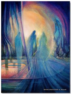 Original paintings, fine arts for sale by mystical artist Rassouli. Fine arts gallery of contemporary modern spiritual paintings with sensual mystical r. Romantic Artwork, Spiritual Paintings, Pop Art, Fusion Art, Visionary Art, Angel Art, Sacred Art, Fine Art, Art File