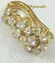 #Diamond Nose Pin    Buy Now ! repin .. like .. share :)    $439.00 http://amzn.to/ZtZJnw
