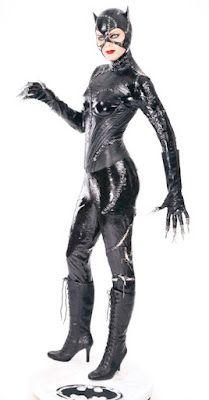 Catwoman from Tim Burton's Batman