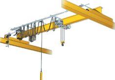 1 ton overhead crane can be top running, underhung, free standing or portable http://overheadcranemanufacturers.com/1-ton-overhead-crane/.