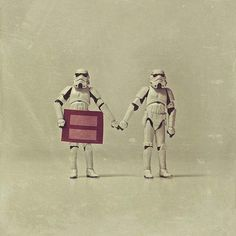 Stormtroopers for Equality