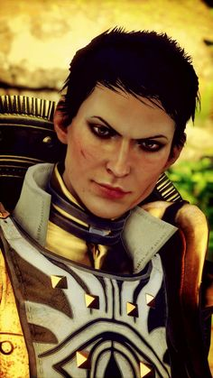 Cassandra, Dragon Age: Inquisition aka my favorite character #sorry #notsorry BYE.