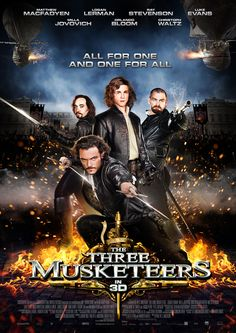 The Three Musketeers (2011)