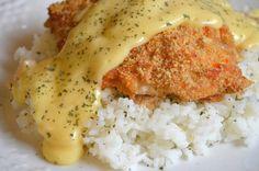 For the Love of Dessert: Crispy Ritz Chicken