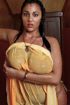 curvy indian ..sarong swimwear