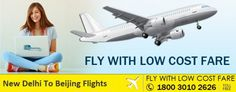 We are the make new facility for international air travelling. Go to our web page for booking online Delhi Beijing Flights on Lowest Airfares on your own travel agency TTW.