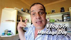 Vlog 349 Heritage Day 2018 - The Daily Vlogger in Afrikaans E Day, Afrikaans