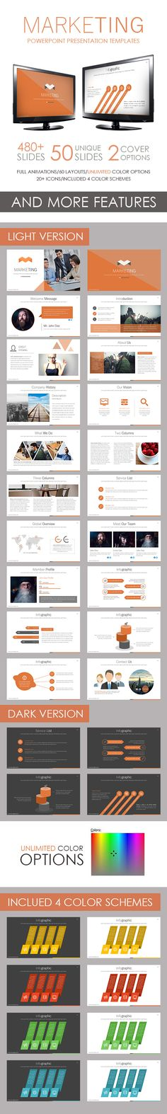 fountain pen (powerpoint templates) | fountain pens, fountain and, Modern powerpoint