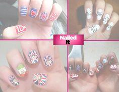 Mi uñas de 1D (las blanco y negro) salieron en Hello Style: http://hellostylechannel.tumblr.com/post/62277849579/lindsay-fleurdeforce-and-andrea-andreaschoice  Ellos lo describieron como: ''Alejandra Criollo juntos 2 colores para algo chic. '