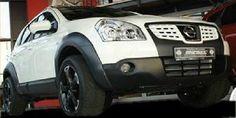 Tuning Nissan Qashqai J10
