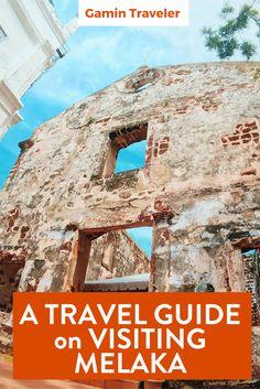 Heading to Malaysia? A Travel Guide on Visiting Melaka via @gamintraveler