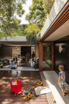 Laneway House | Jon Jacka Architects; Photo: Jon Jacka | Bustler