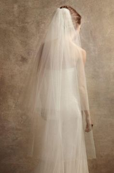 300cm bridal veil ivory veil lace wedding veil  cheap by Evanplus, $25.95