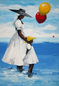 Gullah Paintings | Freeloaders: A MOJA celebration | Features | Charleston City Paper