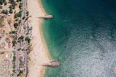 20 belas fotos de praias feitas por meio de drones