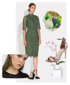"""""""The Princess and the Pond"""" by luucyykiing on Polyvore featuring Rachel Zoe"""