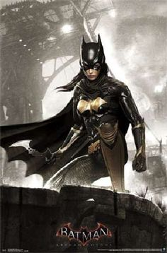 The official trailer for the Arkham Knight DLC, Batgirl: A Matter of Family, has been released online. Batgirl will be available later this month. Batwoman, Batman And Batgirl, Nightwing, Superman, Batman Art, Batman Robin, Marvel Dc Comics, Bd Comics, Marvel Vs