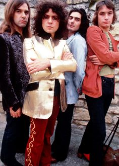 T.Rex. Probably one of my favourite bands