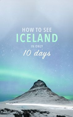 Iceland travel tips travel guide for a road trip around Icelands Ring Road. Best Iceland photography spots, tips for what to see and what to eat in this amazing country!