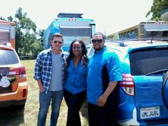COA w/celebrity Chef Tyler Florence--the man!!