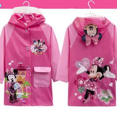 On Sale Raincoat for Baby Children Kids Girl boys Rain coat Cartoon  Rainwear Waterproof Student Rainsuit 74d22f5d52ea