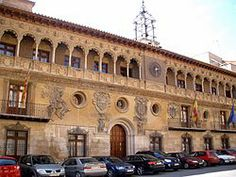 Casa consistorial de Tarazona - (Provincia de Zaragoza, España)