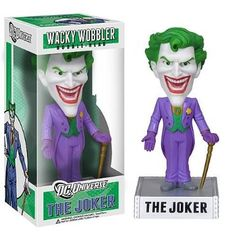 Amazon.com: Funko Joker Wacky Wobbler: Toys & Games