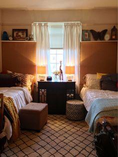 Hull Hall • Mississippi State University • College Dorm Room