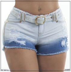 girls DIY curvy jean bikini outfit outfits Hot and sexy Sexy Shorts, Sexy Jeans, Cute Shorts, Casual Shorts, Hot Short Jeans, Jeans For Short Women, Bikini Outfits, Sexy Outfits, Hot Pants