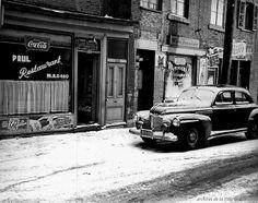 Maison de jeu rue St-Dominique, années 1940. P43-3-2_V03_E0104-005   Flickr - Photo Sharing!