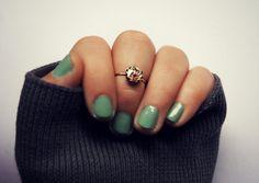 amethyst opal knuckle ring in sterling silver by alapopjewelry
