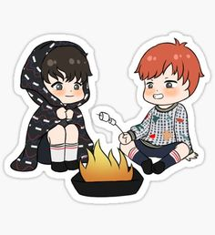 TaeKook Sticker