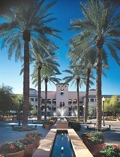 Arizona...The Fairmont Scottsdale Princess One of my favorite places to stay!