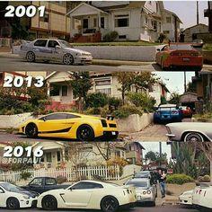 Lo mucho que ha cambiado