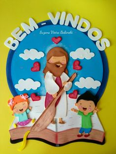 Summer Crafts For Kids, Summer Kids, Diy For Kids, Jesus Artwork, Sunday School Projects, Crown Crafts, Infancy, Color Activities, Bible Crafts