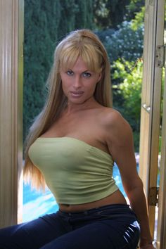 Transsexual barbie woods pictures