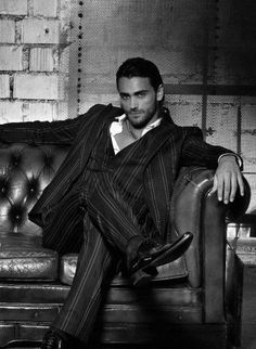 OK....I AM HAPPILY MARRIED. BUT IF I WERE TO HAVE ORDERED HIM HE WOULD LOOK LIKE THIS!!!! DAM!