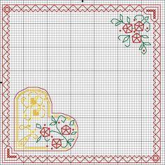Pendibulle hearts & roses 2/2