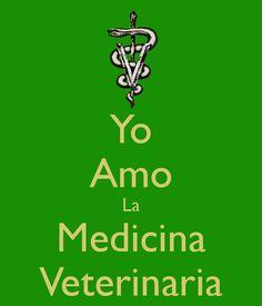 Yo Amo La Medicina Veterinaria