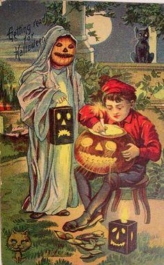 Vintage post card.
