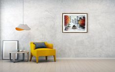 Love in the city 2 Framed Print by Iulia Paun Modern acrylic on canvas home artwork. Ready to hang on the wall. MADE TO ORDER.  #art #painting #abstract #acrylic #modern #original #wall #decor #gift #cityscape #landscape #palletknife #couple #redpainting #black&white Large Canvas Prints, Stretched Canvas Prints, Canvas Art, Framed Prints, Art Prints, Framed Artwork, Thing 1, Home Office Decor, Home Decor