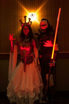 Phoenix Comicon 2013 Akasha Queen of the Damned u0026 Darth Nihl #phxcc #sith # & Akasha and Lestat - the-vampire-chronicles Photo | Cosplay for ...