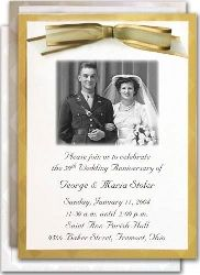 21 best 50th anniversary images on pinterest 50th wedding 50th wedding anniversary photo invitations b fanfare 1702 stopboris Image collections