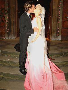 25 Most Memorable Celebrity Wedding Dresses