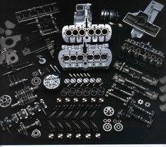 Honda's RC166 Had More than Met the Eye - Petrolicious Honda Cbx, Motos Honda, Honda Bikes, Racing Motorcycles, Vintage Motorcycles, Custom Motorcycles, Honda Motors, Motorcycle Engine, Motorcycle Design