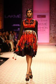 Lakmé Fashion Week – Ritu Kumar's At Lakmé Fashion Week Winter/Festive 2013