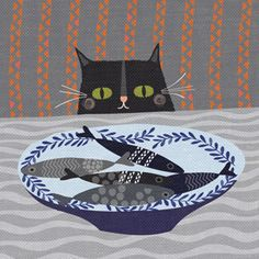 ♥ Found this Cat Art Page-way too Cool, My Felines love it! (^,^)