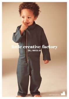 Little creative factory!