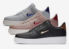 The Nike Air Force 1 Low Jewel Is Returning In Three New Colorways
