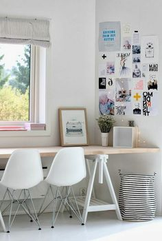 Study Room In The Scandinavian Style Ideas | Decor 10 Creative Home Design